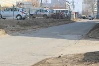 Ямы на проезжей части - ул. Бондаренко. 25.03.2015, Фото: 5