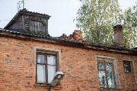 В Шахтинском поселке люди вынуждены жить в рушащихся домах, Фото: 45