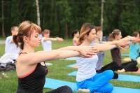 День йоги в парке 21 июня, Фото: 65