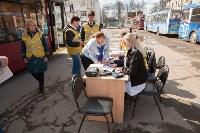 Конкурс водителей троллейбусов, Фото: 31