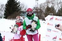 Второй этап чемпионата и первенства Тульской области по горнолыжному спорту., Фото: 37