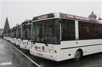Новые низкопольные автобусы, Фото: 4