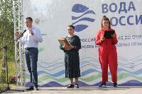 В Кондуках прошла акция «Вода России»: собрали более 500 мешков мусора, Фото: 80