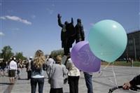 Празднование 69-й годовщины победы в Великой Отечественной войне на площади Победы. Тула, Фото: 75