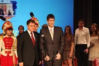 Владимир Груздев поздравил тульских выпускников-медалистов, Фото: 72