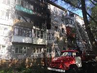 При пожаре на ул. Серебровской в Туле погибли три человека, Фото: 4