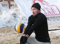 III ежегодный турнир по пляжному волейболу на снегу., Фото: 39