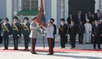 19 сентября в Туле прошла церемония вручения знамени управлению МВД , Фото: 8