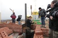 Осмотр кремля. 2 декабря 2013, Фото: 7
