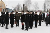 Никита Руднев-Варяжский, внук легендарного командира «Варяга» с визитом в Тульскую область, Фото: 1