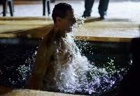 Крещенские купания-2015. Центральный парк. , Фото: 53