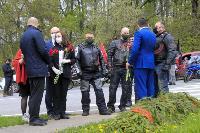 Тульские байкеры почтили память героев в Ясной Поляне, Фото: 19