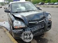 Серьезное ДТП на Зеленстрое: водитель «девятки» от удара вылетел из машины, Фото: 7