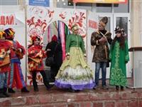 Масленичные гулянья в Плавске, Фото: 45