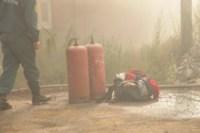 На улице Патронной загорелся частный дом, Фото: 10