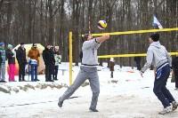 II-й турнир по волейболу на снегу., Фото: 5