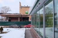В Туле начали ломать здание бывшего кинотеатра «Салют», Фото: 3