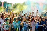 В Туле прошел фестиваль красок и летнего настроения, Фото: 162
