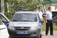 Жуткое ДТП в Суворове: проститься с погибшим полицейским пришли сотни человек, Фото: 14