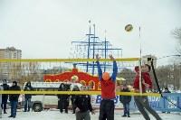 Турнир Tula Open по пляжному волейболу на снегу, Фото: 25