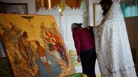 Крещение жителей Новомосковска, Фото: 48