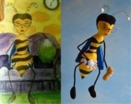 Игрушки, сшитые по рисункам детей, Фото: 4