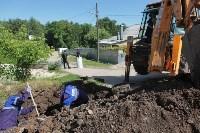 На Косой Горе ликвидируют незаконные врезки в газопровод, Фото: 31