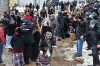 Бунт в цыганском поселении в Плеханово, Фото: 46