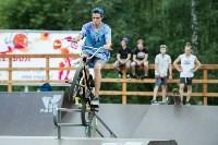 В Туле открылся первый профессиональный скейтпарк, Фото: 59
