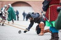 Средневековые маневры в Тульском кремле. 24 октября 2015, Фото: 89