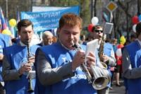 Тульская Федерация профсоюзов провела митинг и первомайское шествие. 1.05.2014, Фото: 71