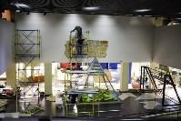 Монтаж экспозиции нового музея на Куликовом поле. Август 2016, Фото: 99