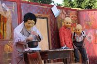 Открытие Фестиваля уличных театров «Театральный дворик», Фото: 11
