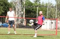 Тренировка «Арсенала» на стадионе «Желдормаш», Фото: 40