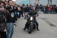 Открытие мотосезона в Новомосковске, Фото: 67