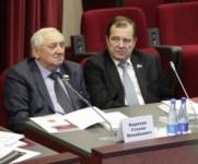 Выездное заседание комитета Совета Федерации в Туле 30 октября, Фото: 7
