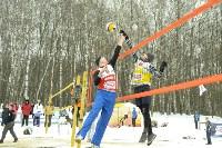 Турнир Tula Open по пляжному волейболу на снегу, Фото: 60