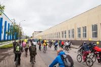 В Туле прошел большой велопарад, Фото: 94