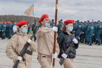 В Туле прошла первая репетиция парада Победы: фоторепортаж, Фото: 25