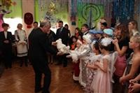 Иосиф Кобзон в Яснополянском детском доме, Фото: 4