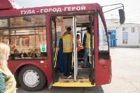 Конкурс водителей троллейбусов, Фото: 71