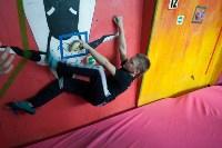 Соревнования на скалодроме среди детей, Фото: 13