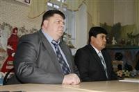 Владимир Груздев в Белевском районе. 17 декабря 2013, Фото: 22