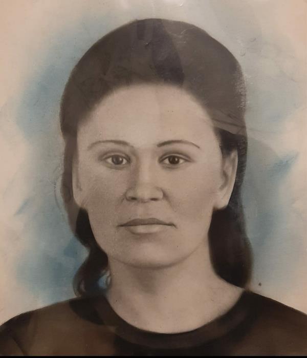 Моя бабушка Анастасия