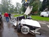 В жутком ДТП на ул. Кутузова в Туле погиб подросток, Фото: 4