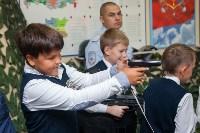 Показательные выступления ОМОН в тульской школе, Фото: 4