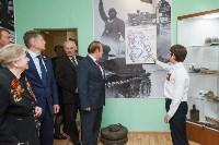 Открытие музея Великой Отечественной войны и обороны, Фото: 8