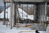 Обрушение 11 бетонных плит, 25.02.2016, Фото: 4