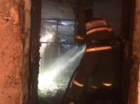 Три человека погибли на пожаре в Новомосковске, Фото: 2