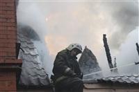 Пожар в доме по ул. Рабочий проезд. 27 сентября, Фото: 15